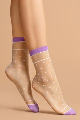 Носочки в горошек Fiore LIZ 15d