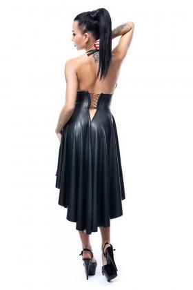 """Фото Сексуальное платье \\""""под кожу\\"""" Demoniq Christine"""
