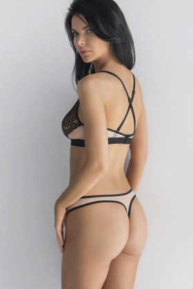Фото Трусики стринг с кружевом Kleo 2739 So Sexy Coquette