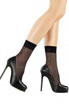 Носки в горошек Marilyn Forte SL 716