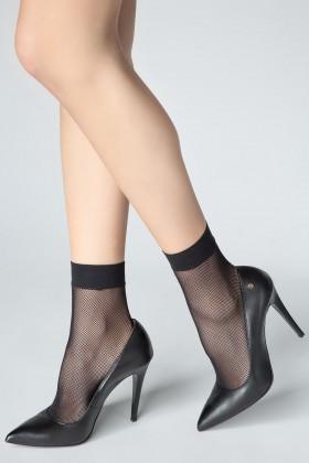 Носочки в мелкую сетку Marilyn Forte 32
