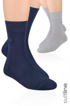 Фото Мужские носки с утепленной стопой Steven 003