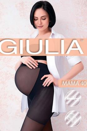 Колготки для вагітних Giulia MAMA 40
