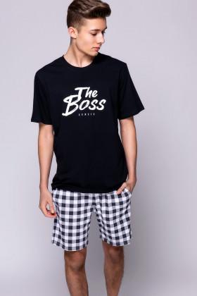 Фото Мужской комплект с шортами Sensis Boss