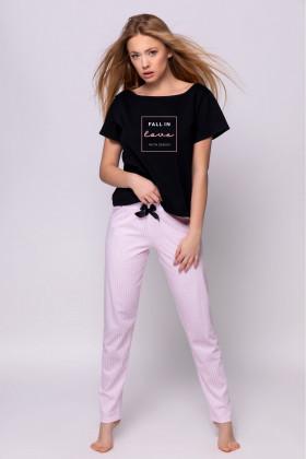 Фото Комплект домашний женский с брюками Sensis Billie