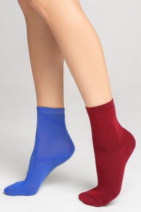 Носки хлопковые цветные Legs SOCKS 21 (2 пары)