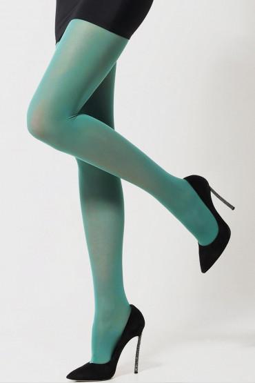 Колготки цветные Legs 500 MICRO COLOUR 40d