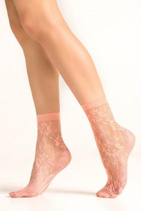 Фото Носочки ажурные LEGS L1422 CALZINO PIZZO
