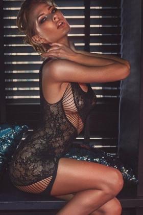 Платье-сетка эротическое Anais Adios