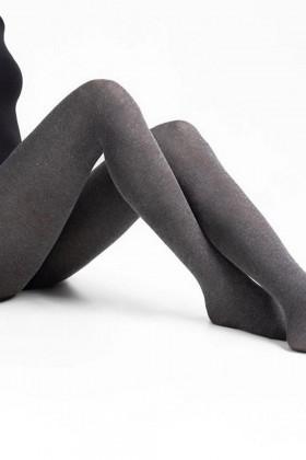 Теплі колготки з люрексом LEGS L1512 LUREX VISCOSA