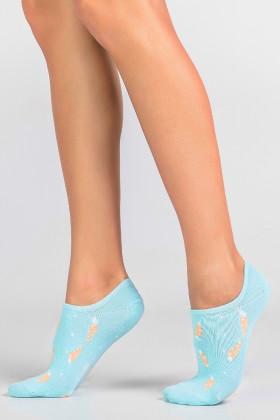 Носки хлопковые LEGS SOCKS EXTRA LOW 75 (3 пары)