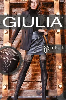 Колготки с имитацией ботфортов GIULIA Saty Rete Up model 2