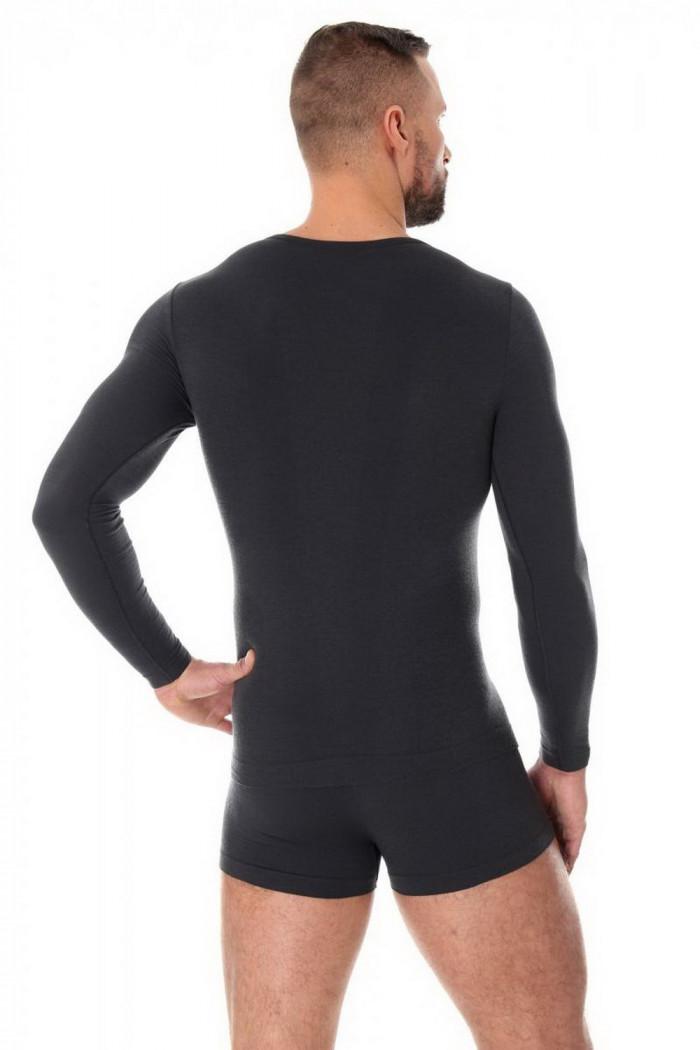 copy of Футболка из мериносовой шерсти Brubeck Comfort Wool LS11600