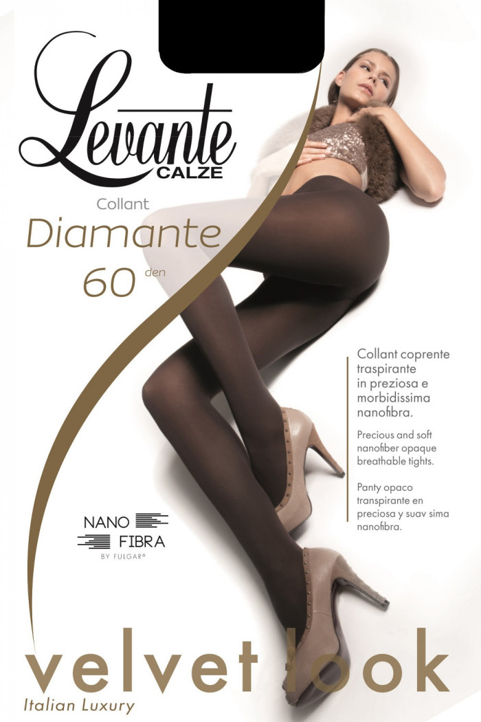 Колготки из микрофибры LEVANTE Diamante 60 den