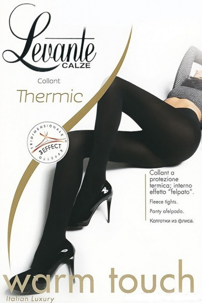 Термоколготкі LEVANTE Thermic 100 den