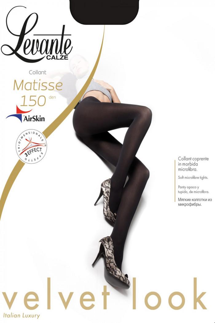 Теплые колготки с микрофиброй LEVANTE Matisse AirSkin 150 den