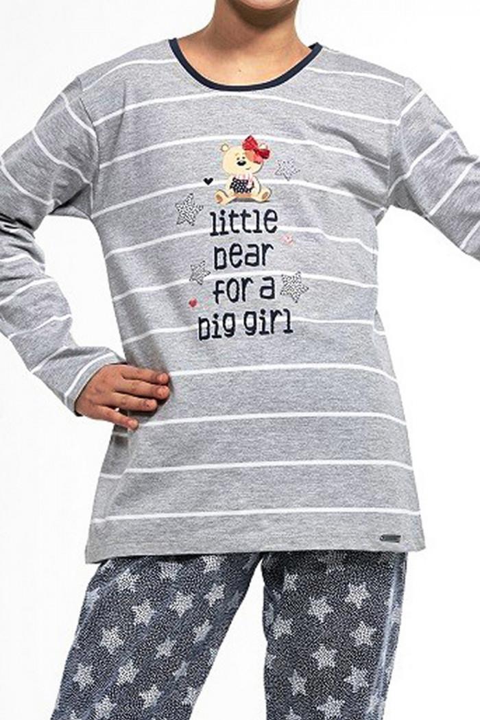 Комплект дитячий / піжама для дівчинки Cornette 975/112 Little bear