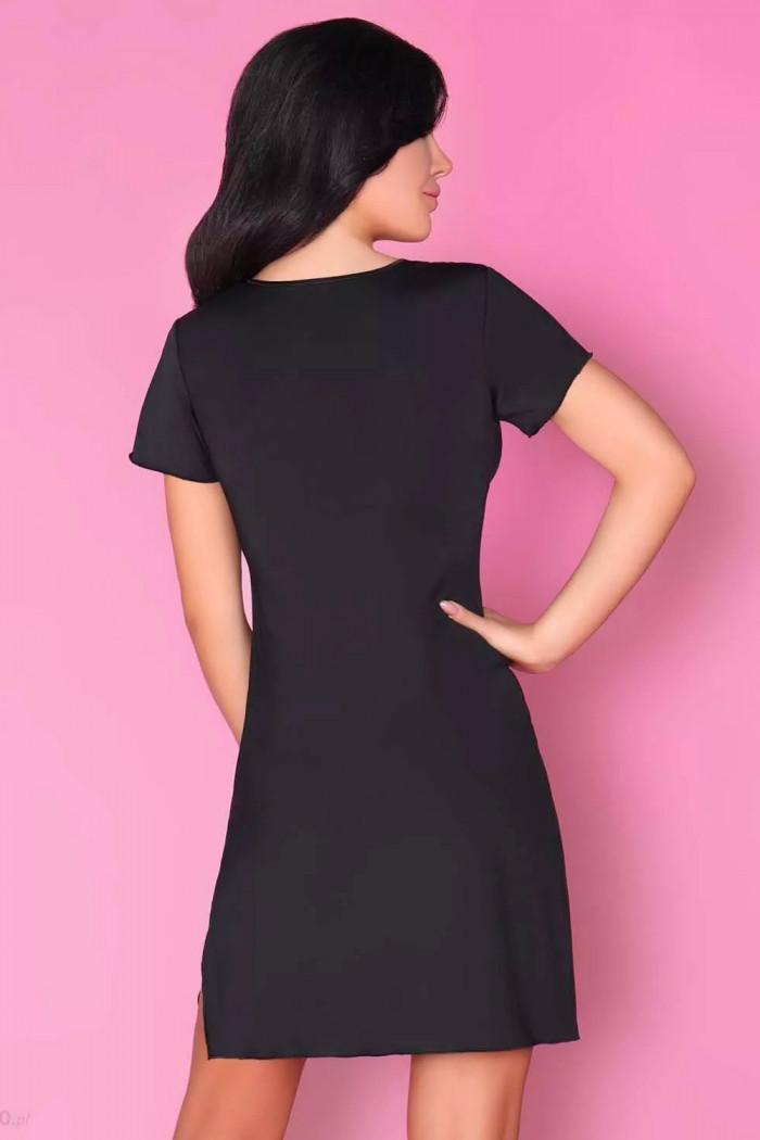 Ночная сорочка с кружевом Livia Corsetti Medea