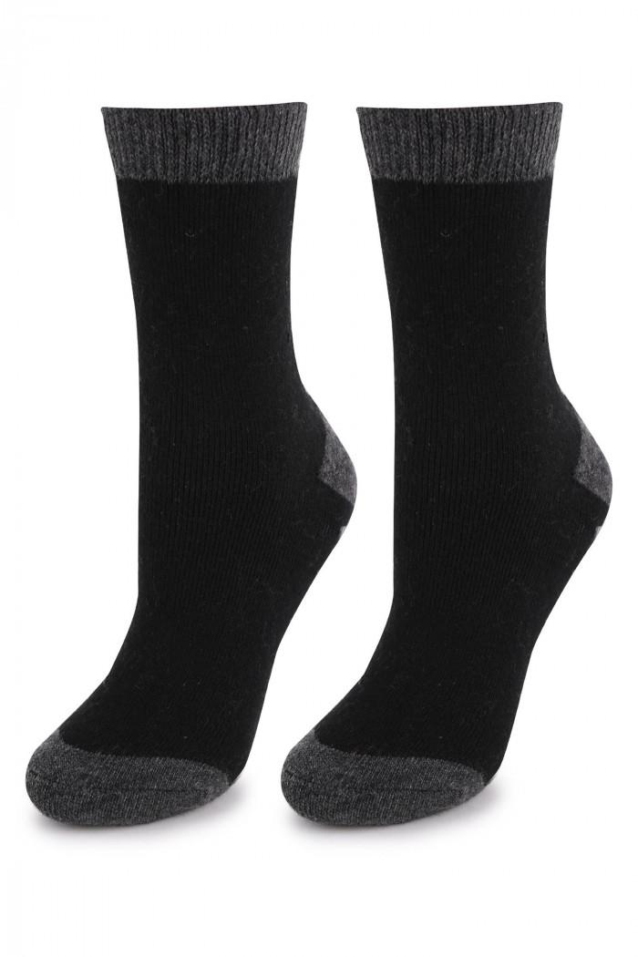Носочки теплые с шерстью MARILYN Angora No TERRY R37 ABS