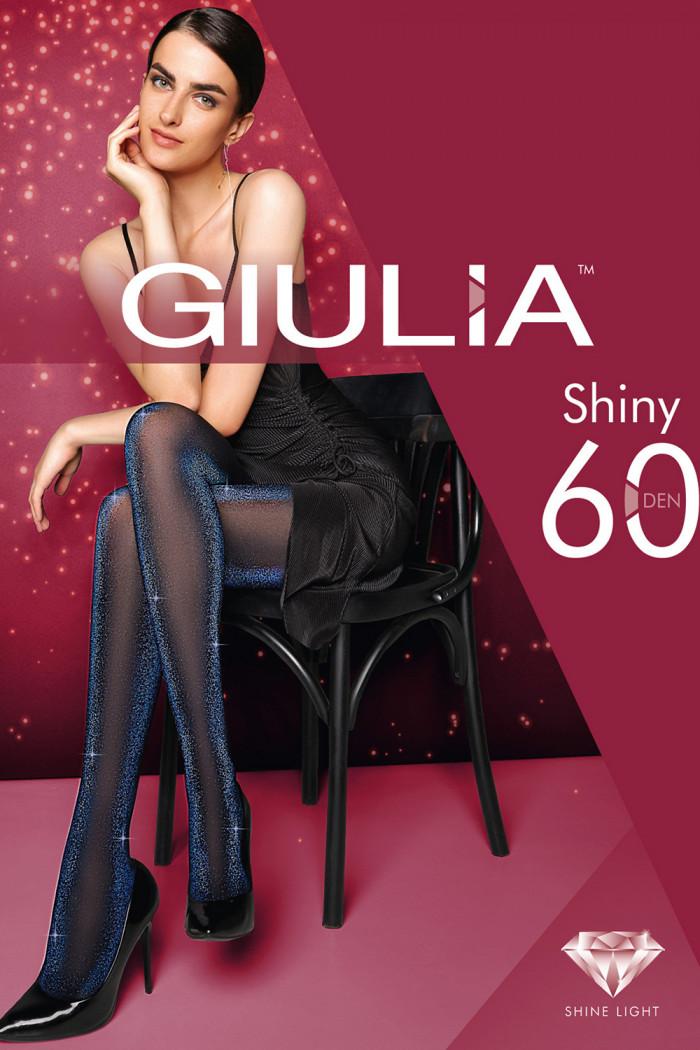 Колготки з люрексом GIULIA SHINY 60 model 1