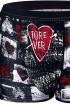 Трусы-боксеры с ярким принтом Cornette 010/67 Heart