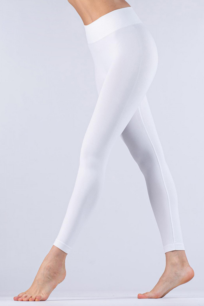 Леггинсы бесшовные Giulia Leggings model 1 Bianco