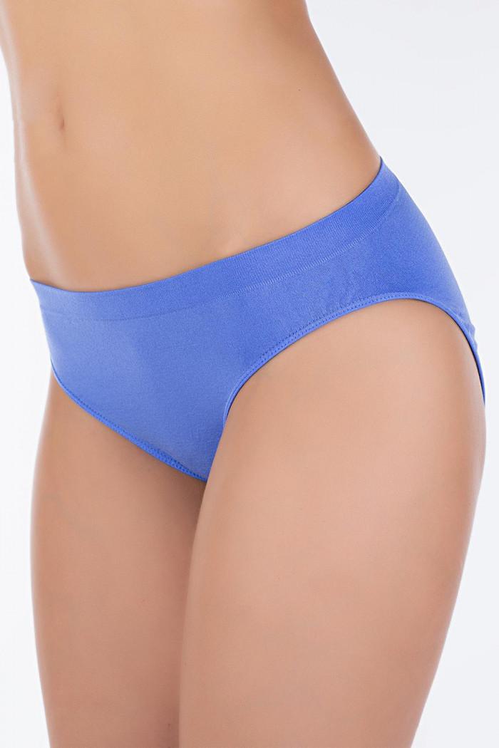 Трусики-сліпи безшовні Giulia Slip Vita Bassa Amparo Blue