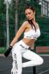 Спортивний топ Giulia TOP FIT ENERGY Bianco