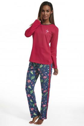 Пижама женская с брюками Cornette 184/201 Flamingo 3