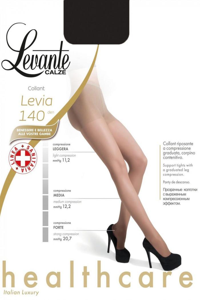 Медицинские колготки LEVANTE Levia 140 den