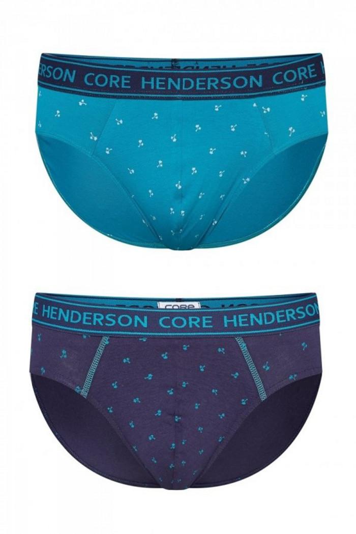 Мужские трусы-слип Henderson 39019 LAND (2 шт.)