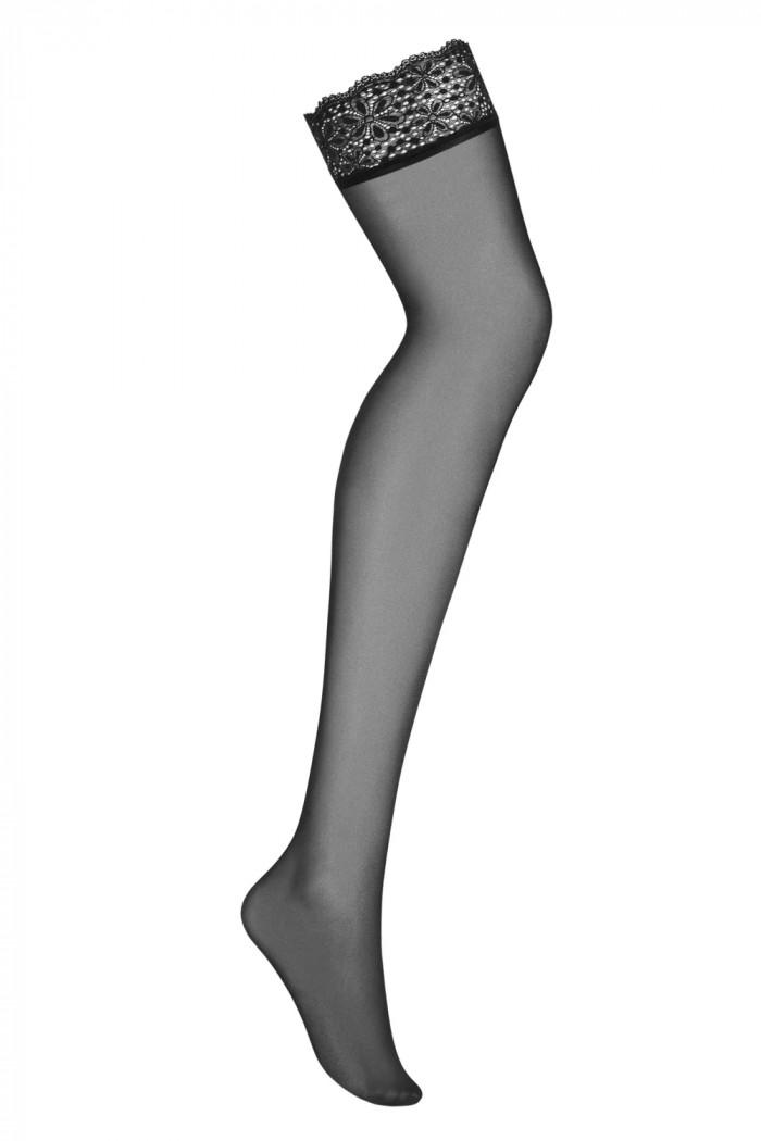 Чулки под пояс Obsessive Rossita Stockings