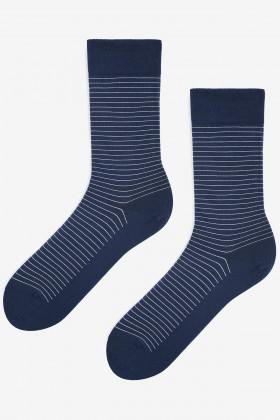 Шкарпетки чоловічі в смужку MARILYN STRIPES