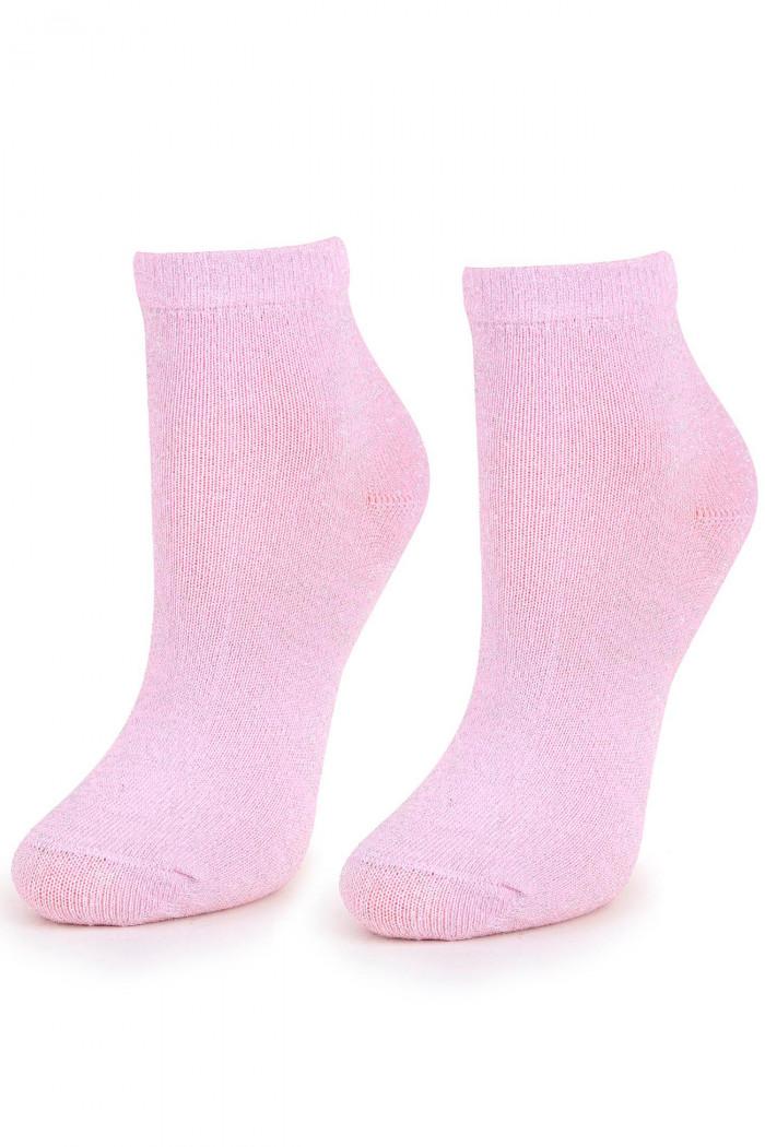 Шкарпетки бавовняні з люрексом MARILYN SHINE 05