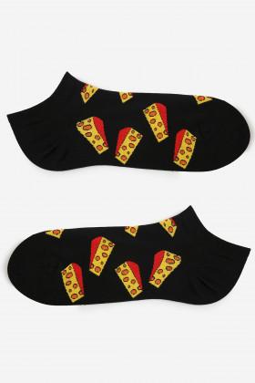 Шкарпетки чоловічі з кольоровим принтом MARILYN FOOTIES CHEESE
