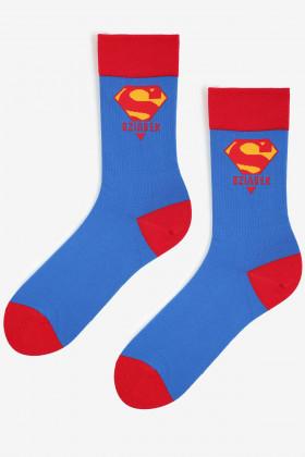 Мужские носки с рисунком MARILYN SUPER GRANDPA