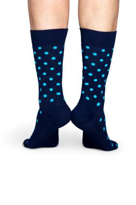 Шкарпетки бавовняні з принтом Claudio Conti Socks Navy