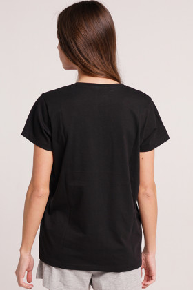 Женская домашняя футболка NAVIALE 100034 BASIC