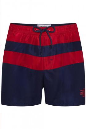 Пляжні шорти/плавки в смужку Henderson 38858 SIDE