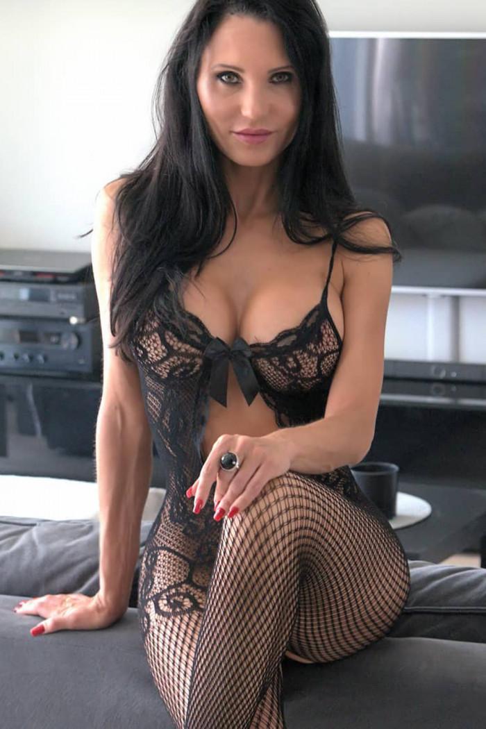 Комбинезон черный Livia Corsetti Magali