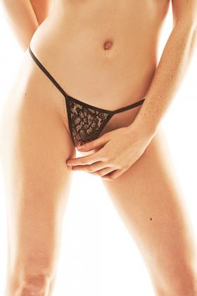 Стринги с интимным вырезом Anais Pollie