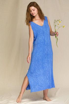 Плаття-максі літнє для дому Key LND 916 1 A21