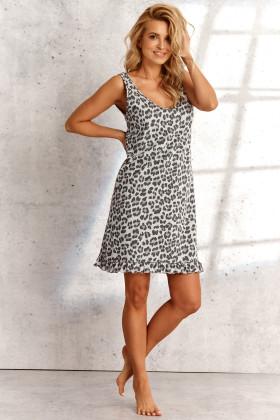 Домашнє плаття з принтом Taro 2505