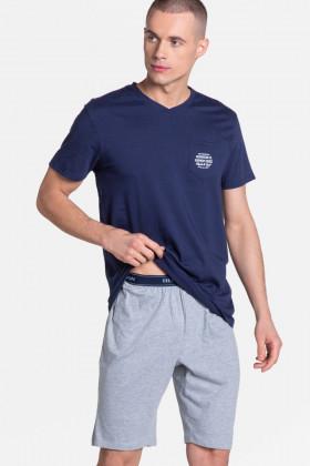 Чоловічий комплект з шортами Henderson 38882 DODGE