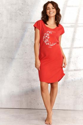 Платье домашнее с принтом Taro 2498 Agnes
