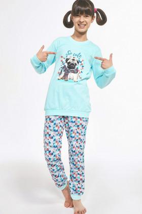 Комплект дитячий / піжама для дівчинки Cornette 594/116 So Cute