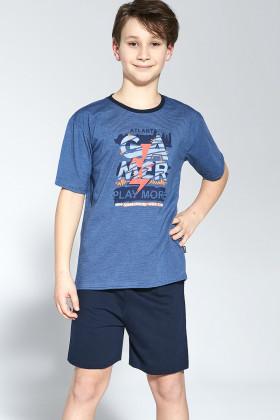 Комплект домашний/пижама для мальчика CORNETTE 476/92 Gamer