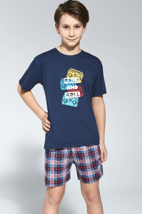Комплект домашний/пижама для мальчика CORNETTE 790/91 Rock