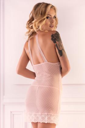 Сорочка полупрозрачная с трусиками Livia Corsetti Comiran
