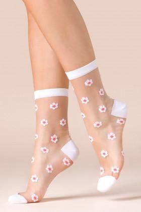 Шкарпетки в кольоровий принт Gabriella Daisy